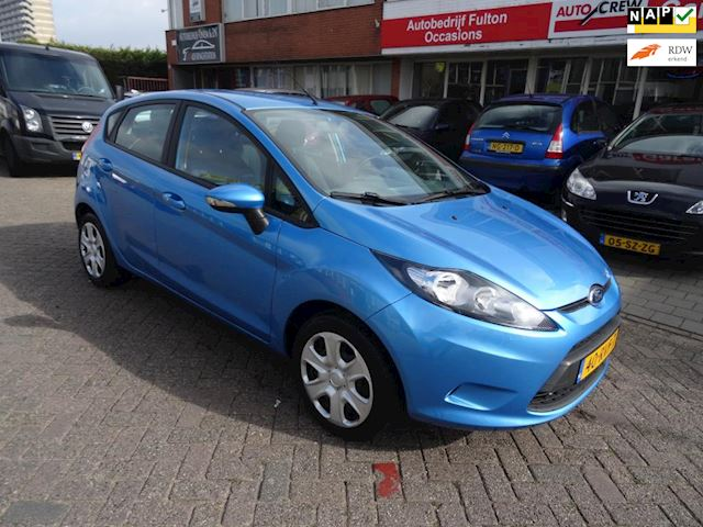 Ford Fiesta 1.25 Limited /5drs/Airco/km 115000 NAP