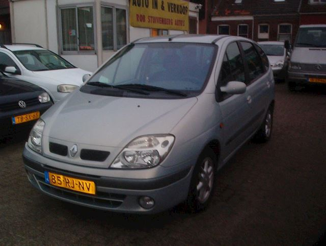 Renault Scnic 1.6-16V Authentique leer airco