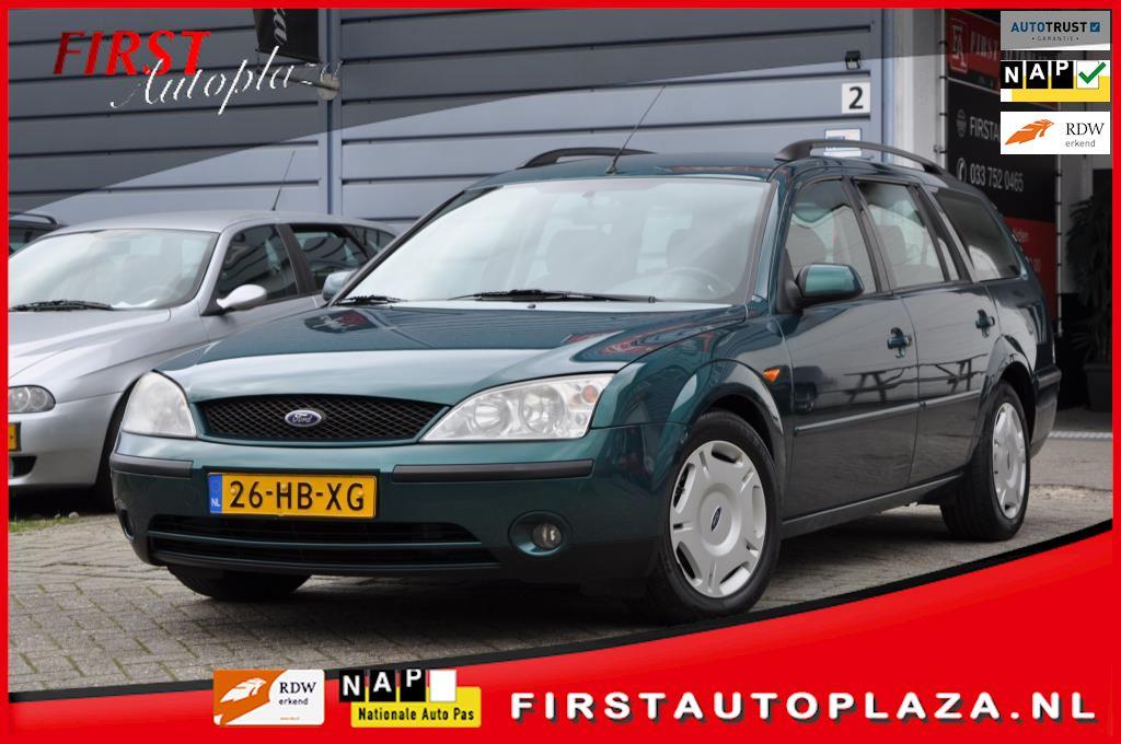 Ford Mondeo Wagon occasion - FIRST Autoplaza B.V.