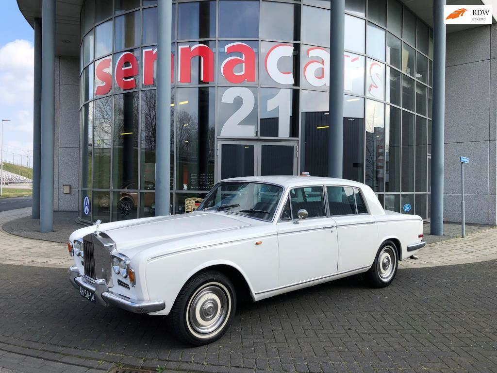 Rolls-Royce Silver Shadow occasion - Senna Cars