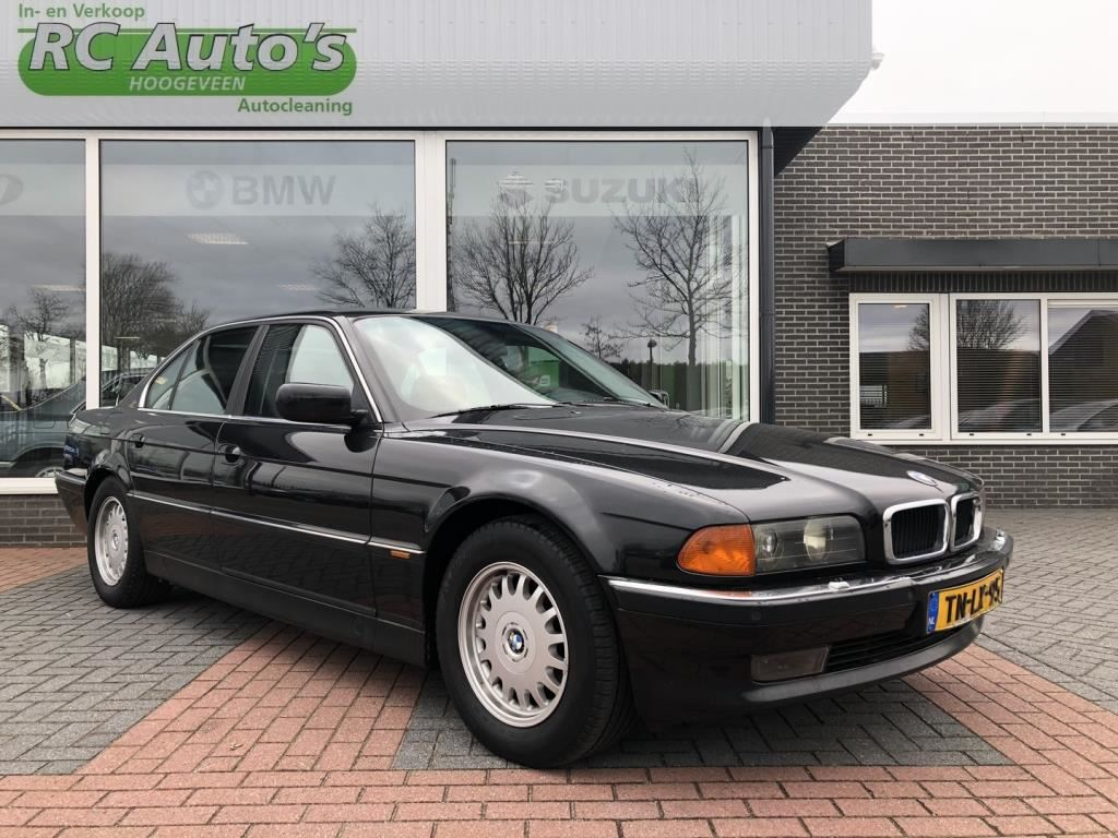 BMW 7-serie occasion - RC Auto's Hoogeveen