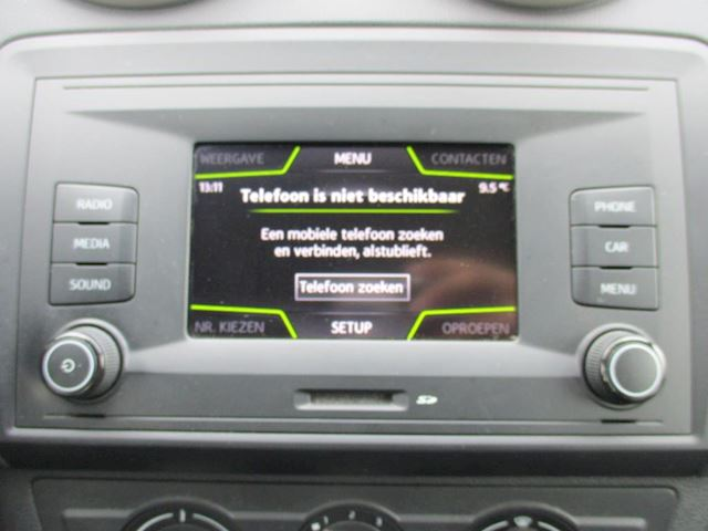 Seat Ibiza 1.4 TDI Reference BJ 12-2015 Met Airco/Cr-control/Scherm/PDC/Bleutooth