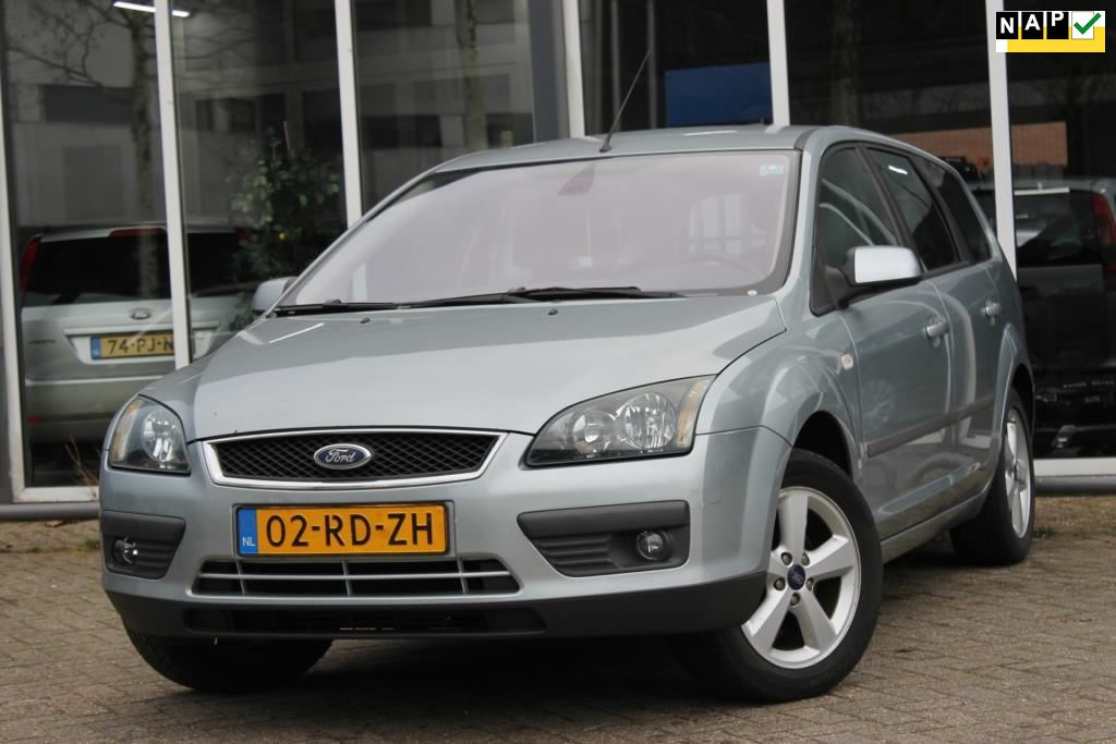 Ford Focus Wagon occasion - HAS Auto's