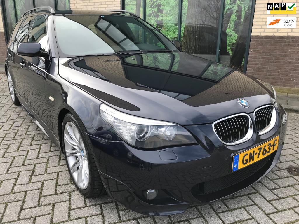 BMW 5-serie Touring occasion - Autodongen