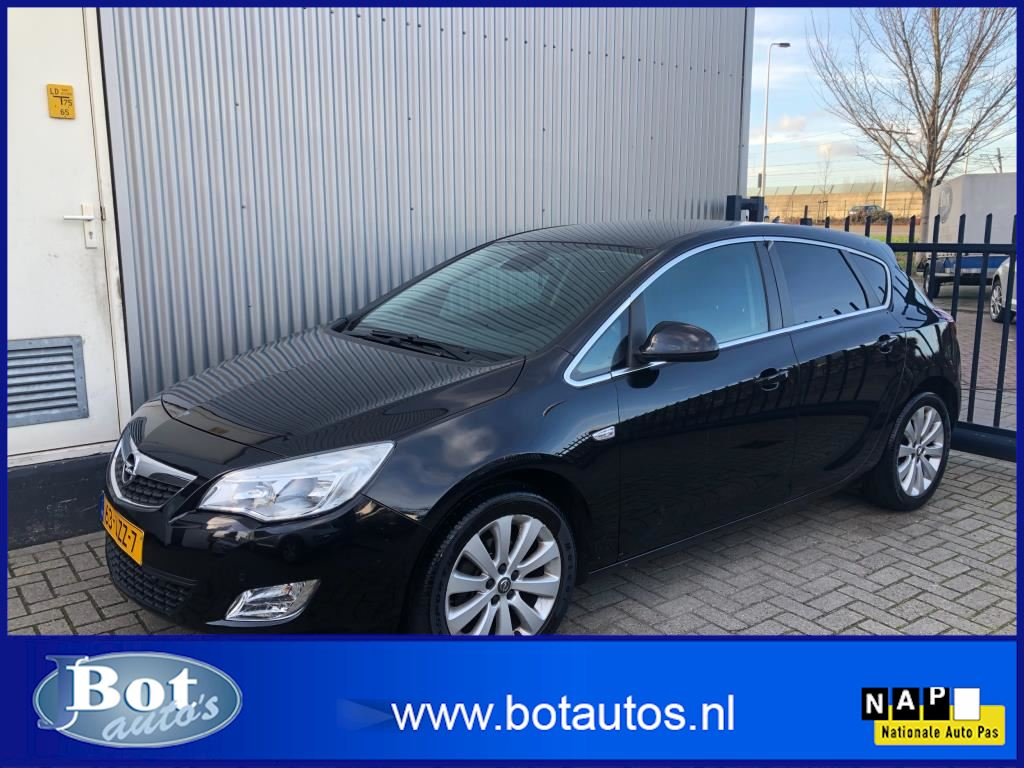 Opel Astra occasion - Bot Auto's