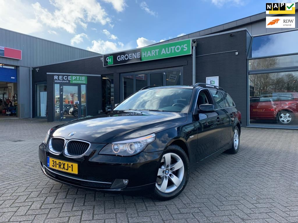 BMW 5-serie Touring occasion - Groene Hart Auto's