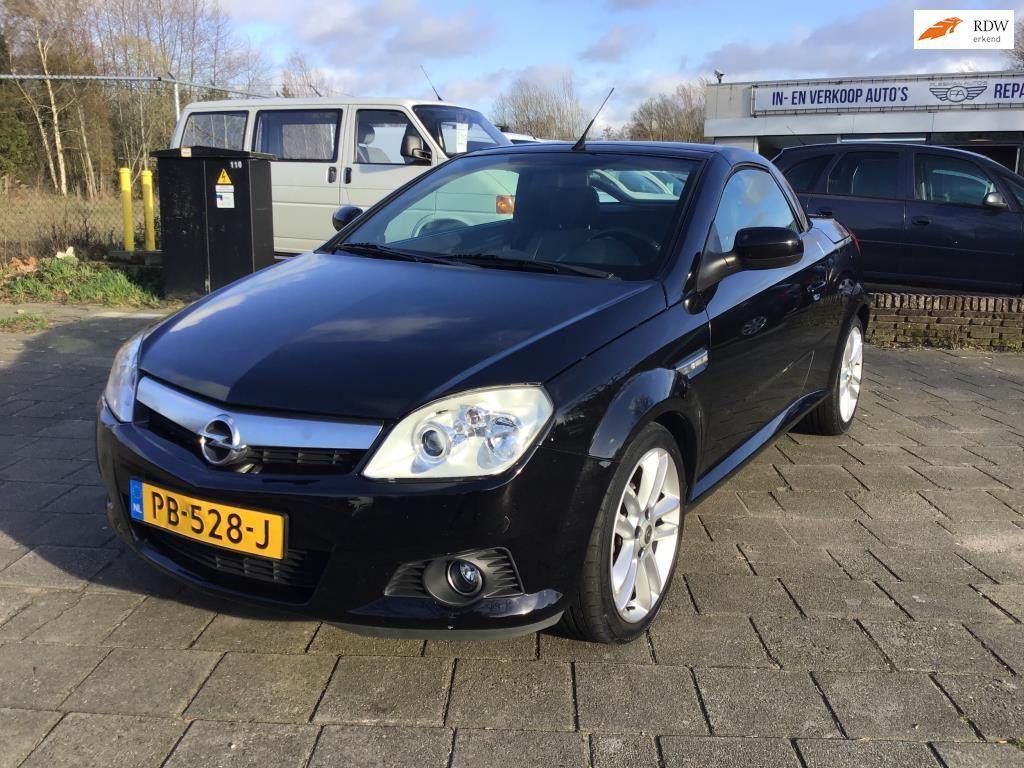 Opel Tigra occasion - Plesman Auto's