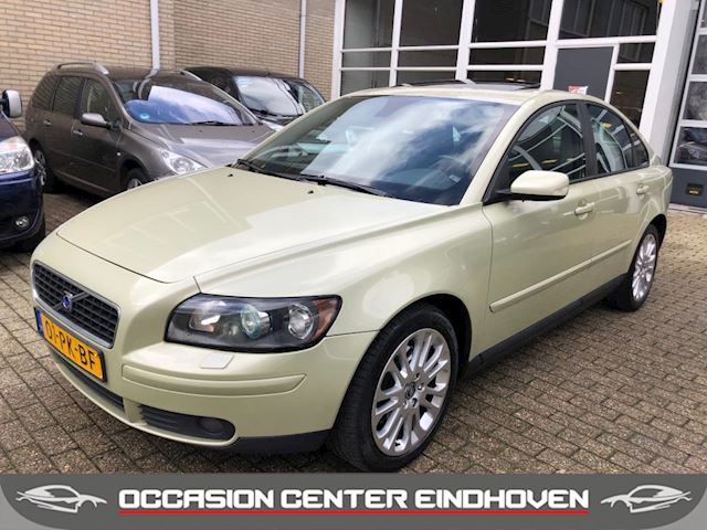 Volvo S40 2.4i Momentum /leder/navi/cv/pdv/vol opties
