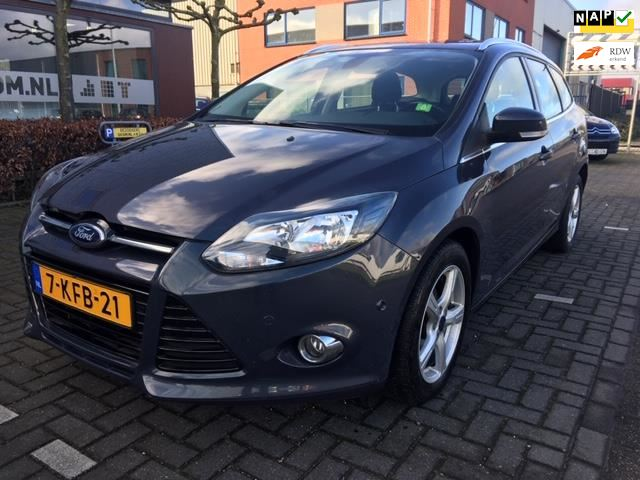 Ford Focus Wagon occasion - LVG Handelsonderneming