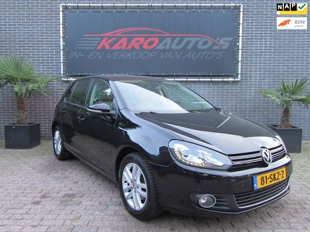 Volkswagen Golf 1.6 TDI Highline BM Xenon Led Cruise Pdc Lmv