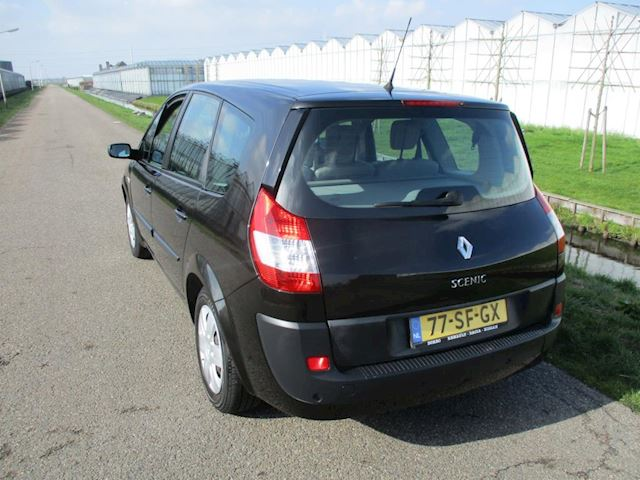 Renault Grand Scénic 1.6-16V Dynamique Luxe 7 Persoons