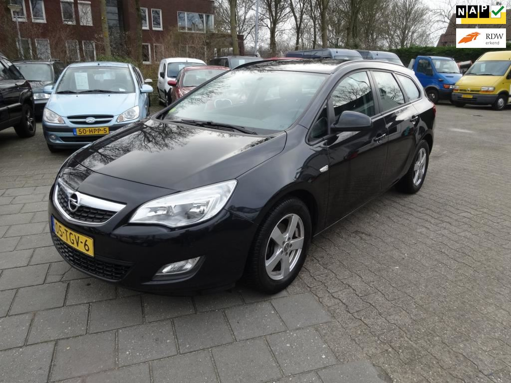 Opel Astra Sports Tourer occasion - Handelsonderneming Deto