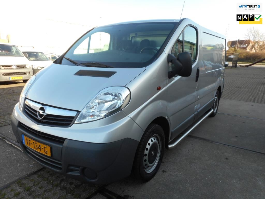 Opel Vivaro occasion - Autobedrijf van Amstel