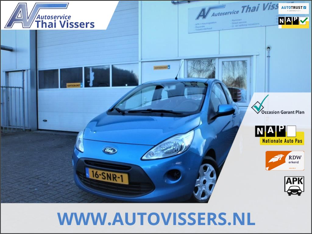 Ford Ka occasion - Autoservice Thai Vissers