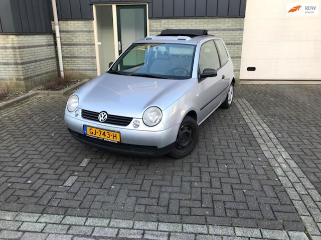 Volkswagen Lupo 1.4 TDI Elektrisch schuifdak/stuurbekrachtiging
