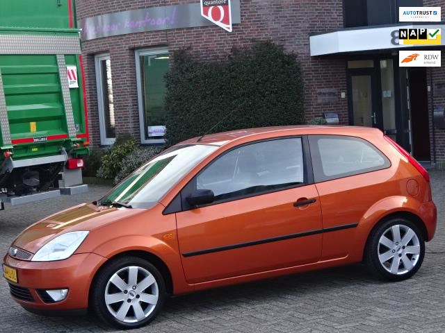 Ford Fiesta occasion - Jesse de Koning Auto`s