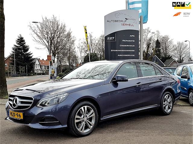 Mercedes-Benz E-klasse 250 CDI Ambition Avantgarde Leder Nap NL-Auto Vol Optie's