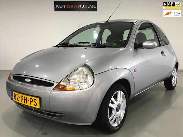Ford Ka 1.3 Briels Airco, APK, NAP!!