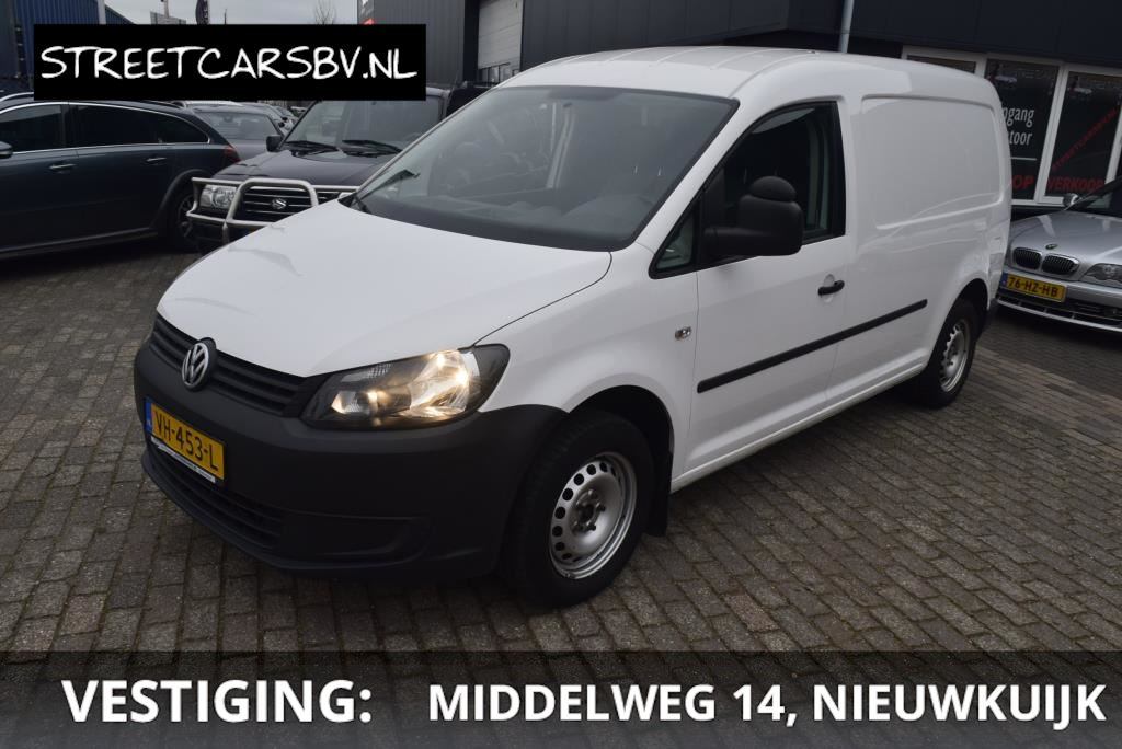 Volkswagen Caddy occasion - Streetcars B.V.