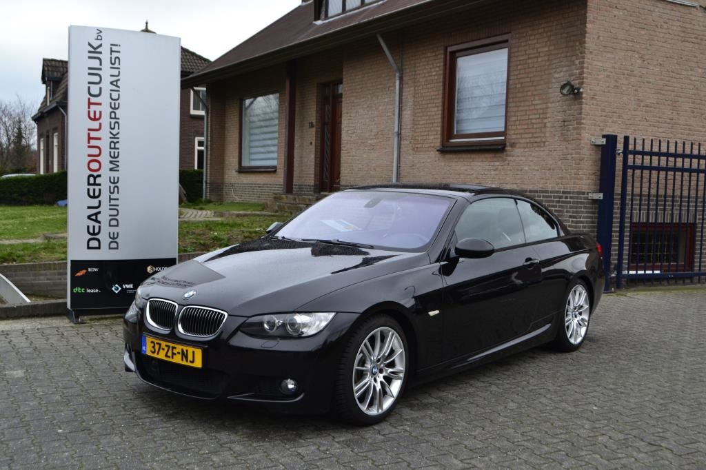BMW 3-serie Cabrio occasion - Dealer Outlet Cuijk b.v.