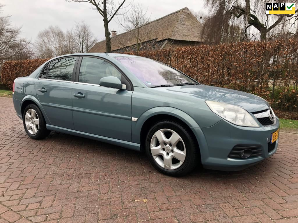 Opel Vectra occasion - F. Klomp Auto's