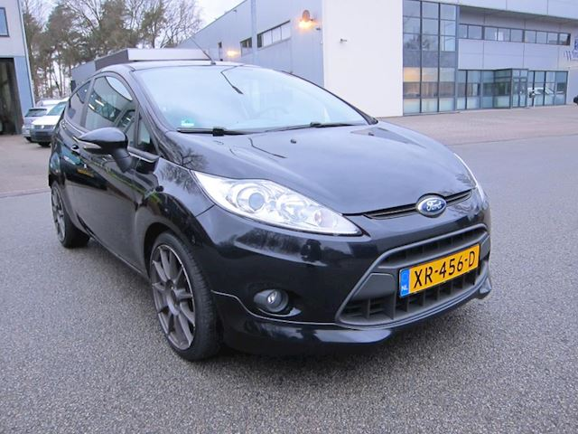 Ford Fiesta 1.6 Sport SPORT ST SPOILER CLIMA PRIVACY 17INCH !!