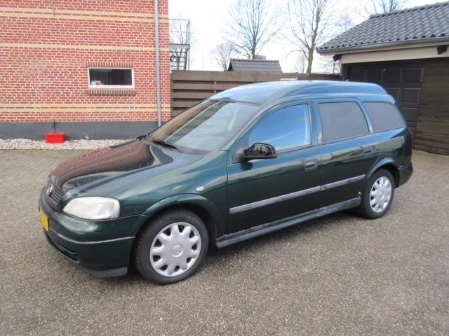 Opel Astra occasion - Wisselink Auto's