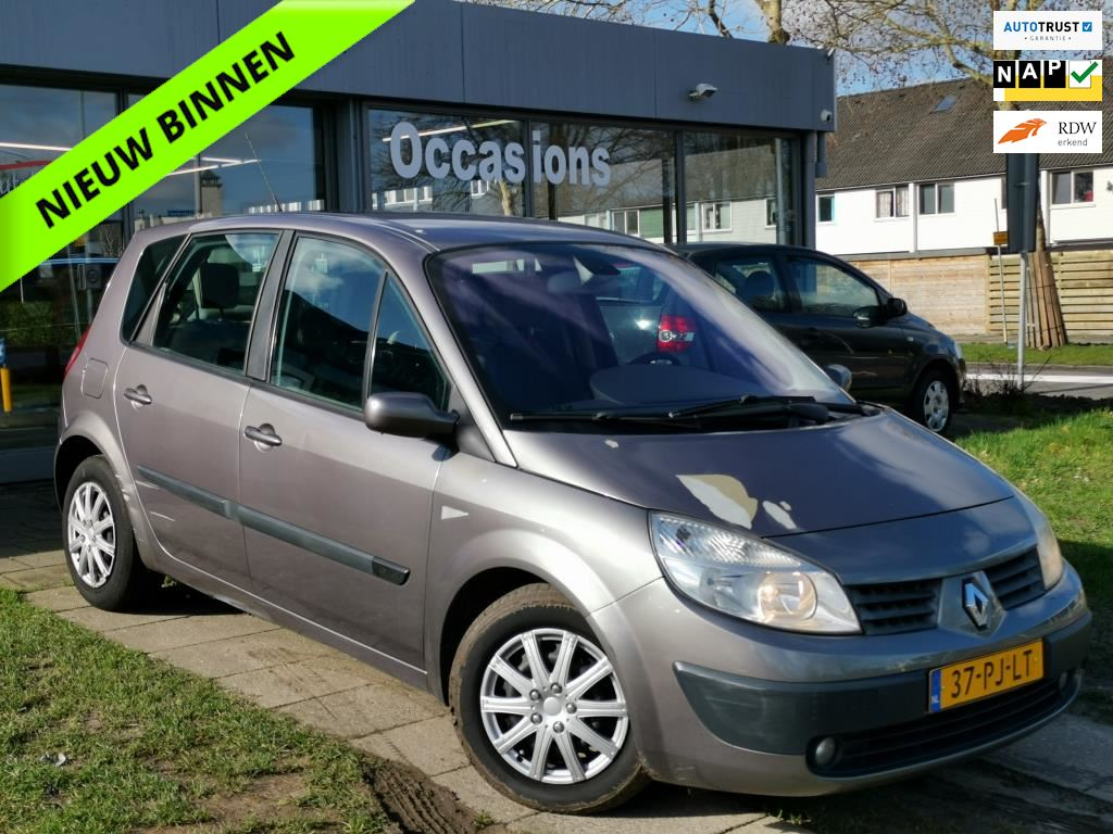 Renault Scénic occasion - Loyaal Auto's