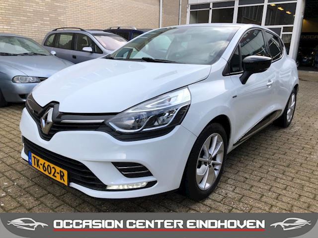 Renault Clio 1.2 TCe Limited /climate/led/navi/cruise control/25dkm!!