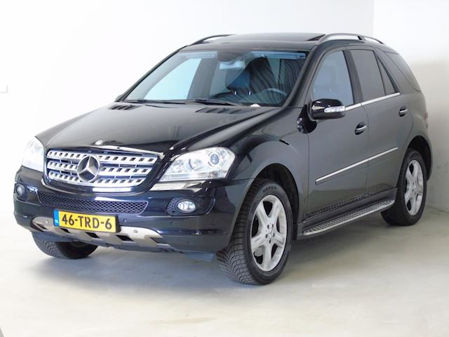 Mercedes-Benz M-klasse 320 CDI Off Road Pakket