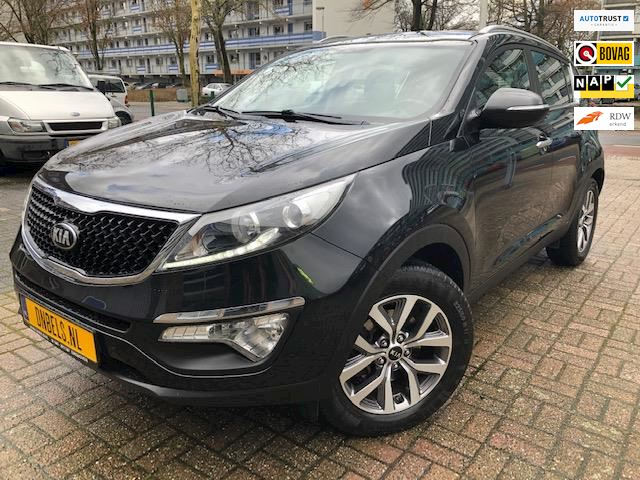 Kia Sportage 1.6 GDI World Cup Edition