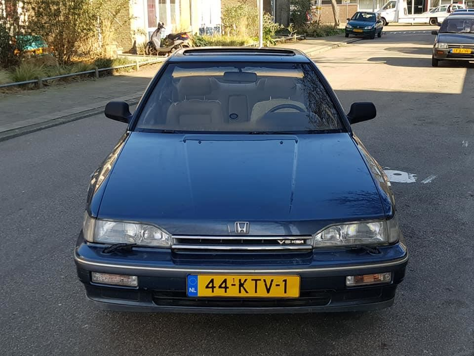 Honda Legend - 2.7I Coupe V6 AUT 1989 DAK/ ZELDZAAM/ OPKNAPPER! - 1989 - Benzine - www ...