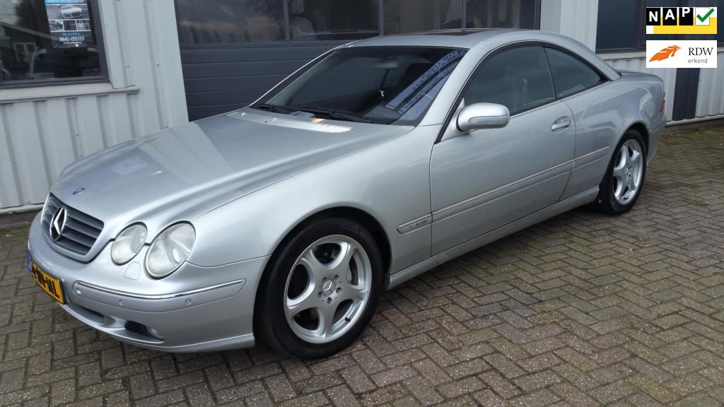 Mercedes-Benz CL-klasse occasion - RW-Automotive