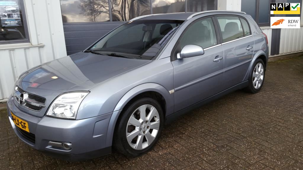 Opel Signum occasion - RW-Automotive