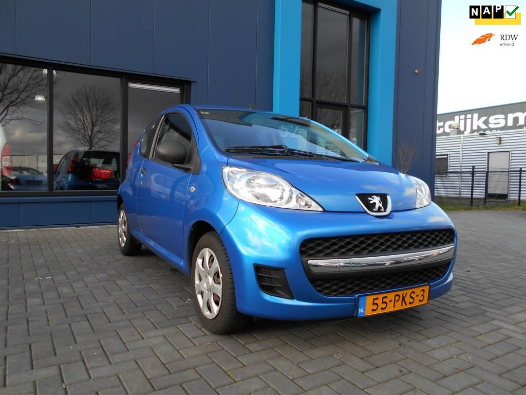 Peugeot 107 occasion - Cors car center occasions vof