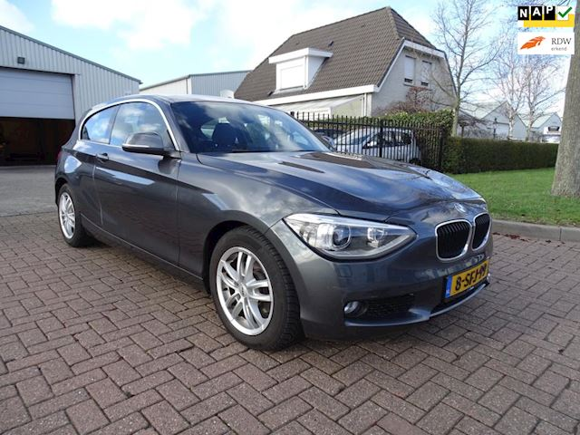 BMW 1-serie 116d EDE Executive