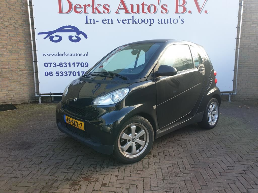 Smart Fortwo coupé occasion - Derks Auto's B.V.