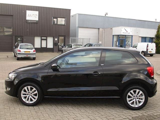 Volkswagen Polo 1.4-16V Highline Style l AIRCO l STOELVERW