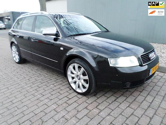 Audi A4 Avant occasion - Robben Trading Sales