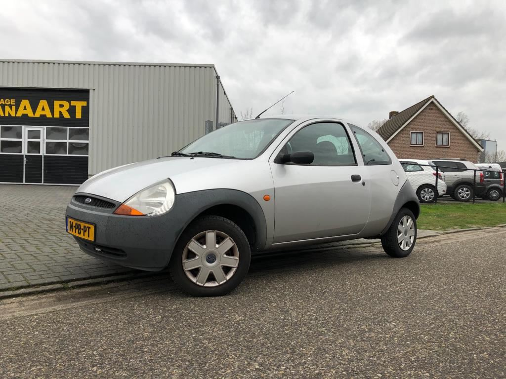 Ford Ka occasion - Garage van Aart