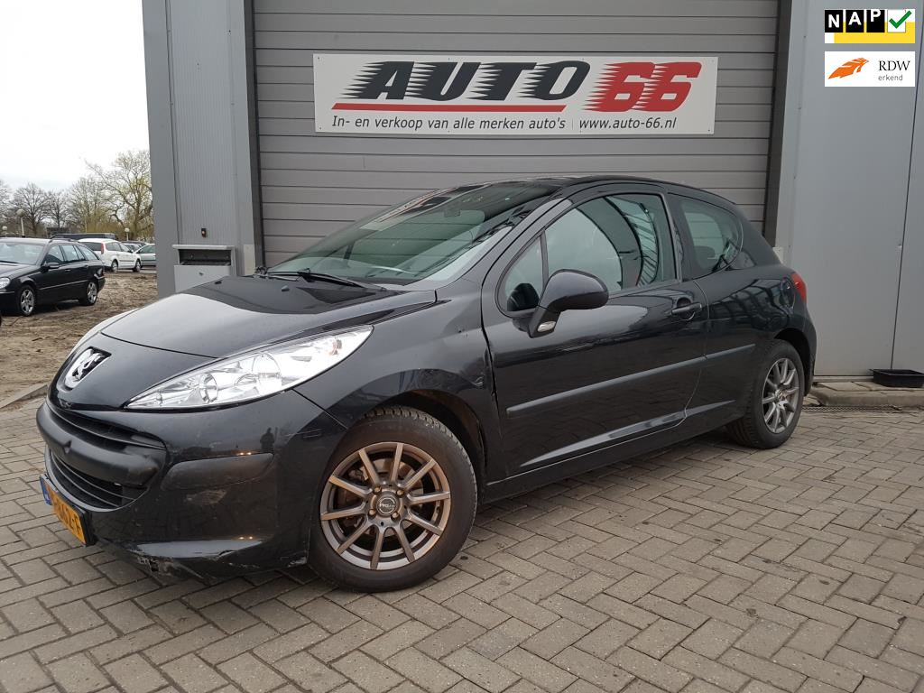 Peugeot 207 occasion - Auto 66 BV