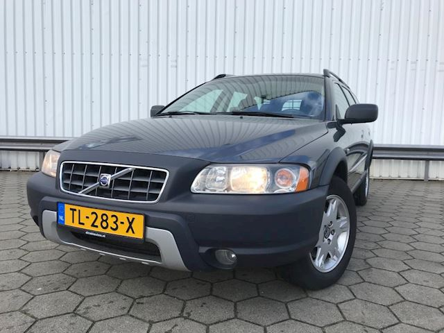 Volvo XC70 2.4D D5 Geartronic/Automaat/Navi/Top!