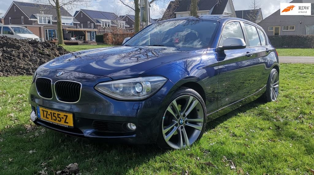 BMW 1-serie occasion - Car Trade Nass