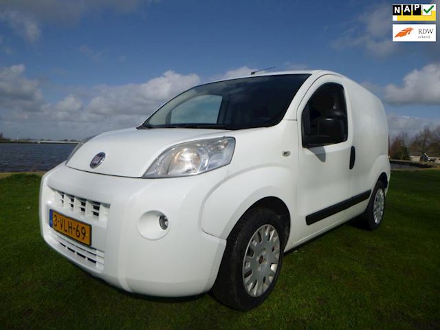 Fiat Fiorino 1.3 MJ SX 2011 AIRCO MARGE TOPSTAAT BLUE ME