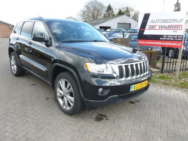 Jeep Grand Cherokee 3.6 Overland Summit aut.4x4