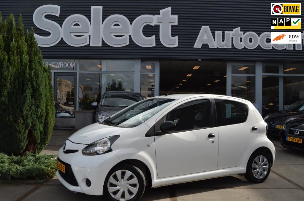 Toyota Aygo occasion - Select Autocentrum