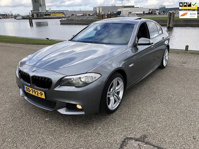 BMW 5-serie 535xd High Executive /M Pakket/Zeer mooi/535d