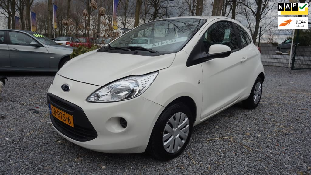 Ford Ka occasion - Meulenbroek Auto's