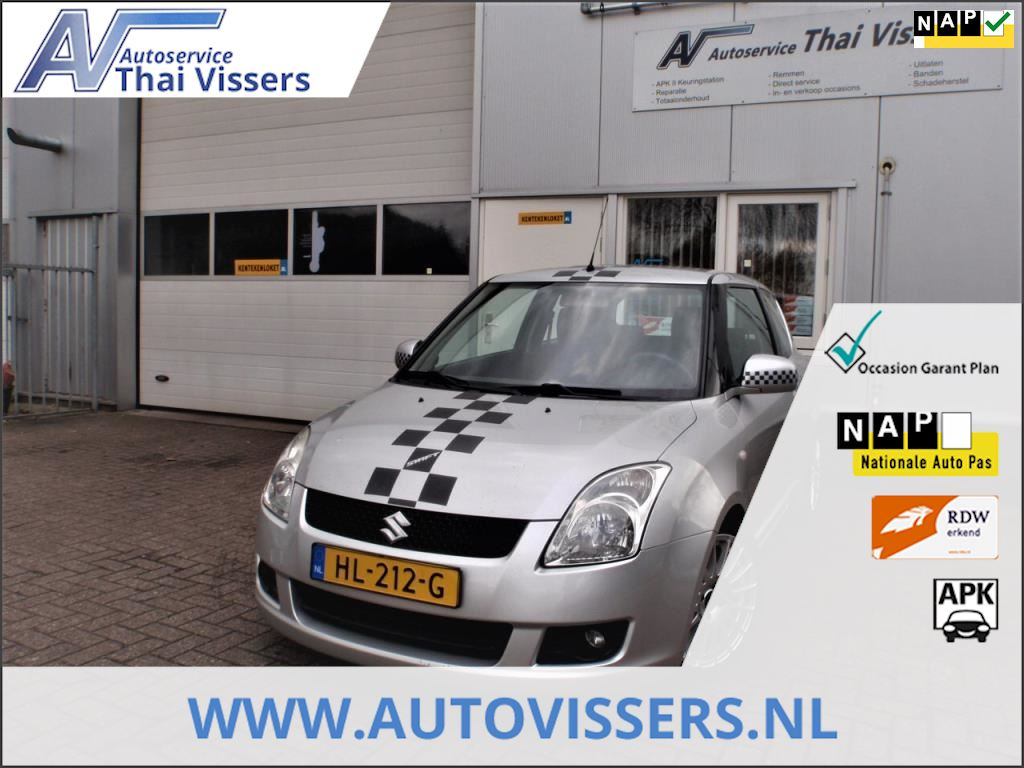 Suzuki Swift occasion - Autoservice Thai Vissers
