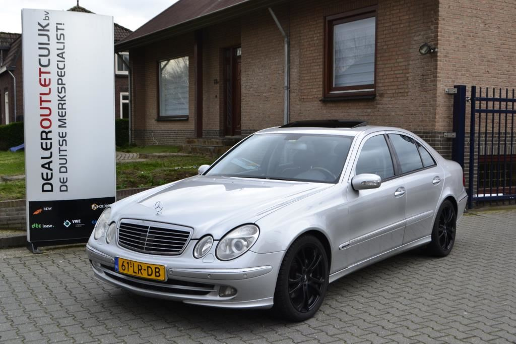 Mercedes-Benz E-klasse occasion - Dealer Outlet Cuijk b.v.
